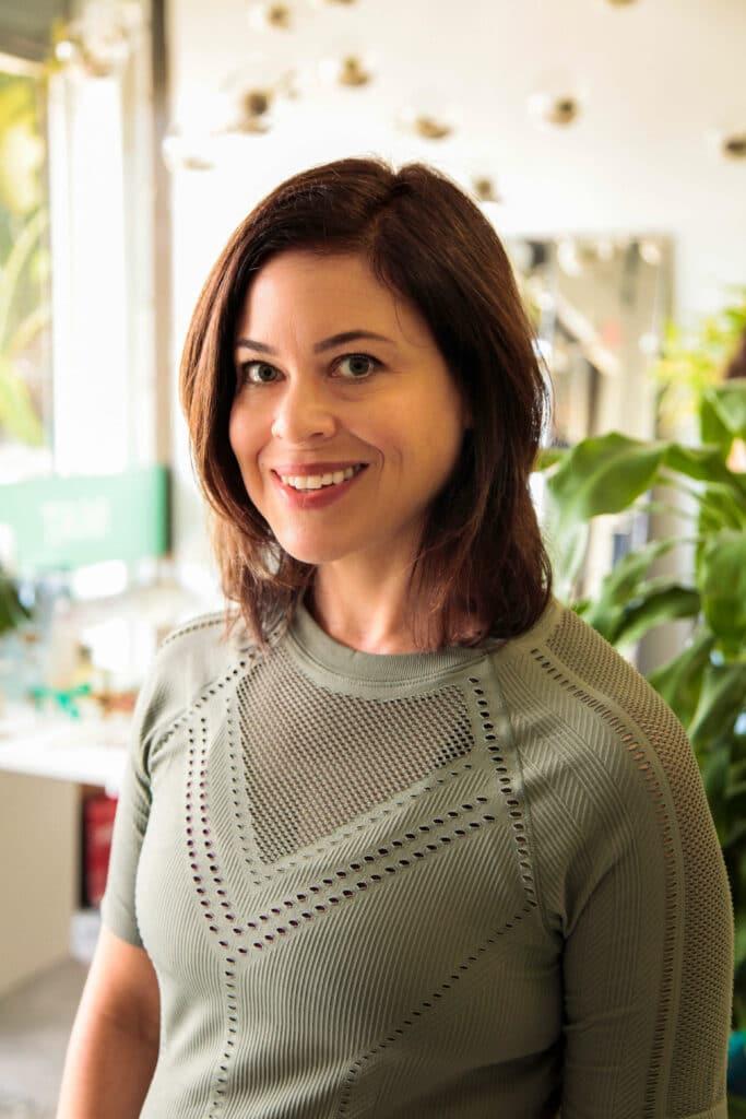 Gretchen Wagoner, Owner/Instructor, Breathe Pilates Miami